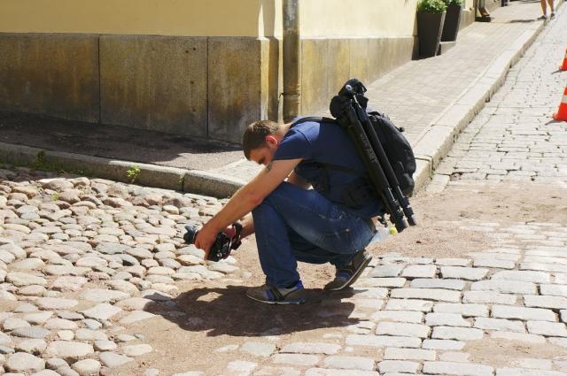 Максим Евдокимов уже давно занимается фотографией.