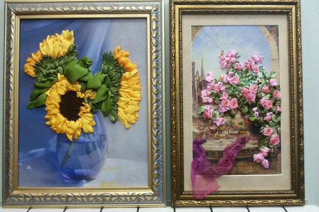 На выставке УРФО картины Руслана заняли первое место