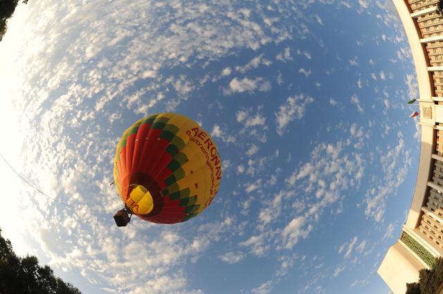 воздушный шар, день города, Майкоп
