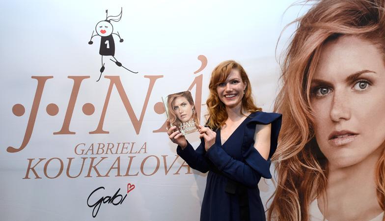 Габриэла Коукалова.