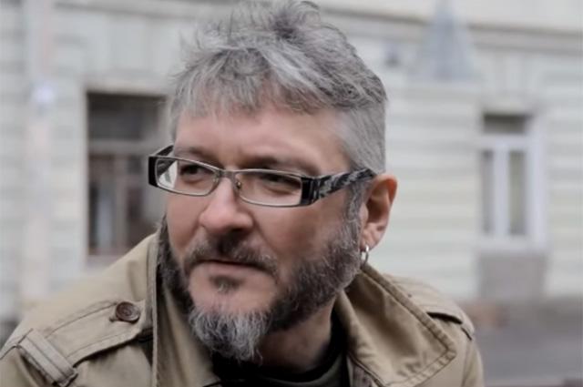 Константин Рябинов.