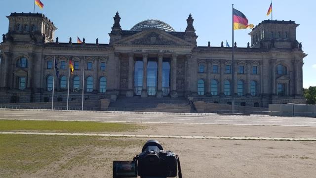 от ДВ до Берлина