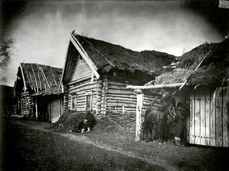 Фото из цикла «Неурожайный год в Нижегородской губернии 1891-1982 гг.»