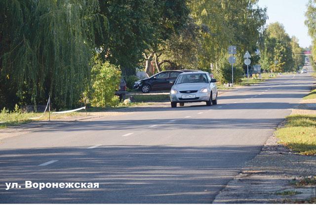 Благодаря нацпроекту в Рассказово развивается дорожная инфраструктура.