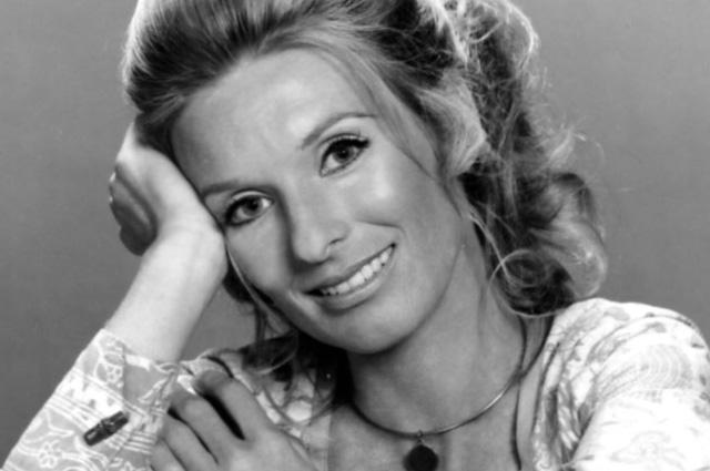 Клорис Личмен в 1970 г.