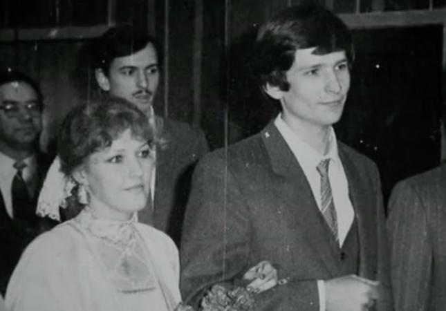 Андрей Тришин стал третьим мужем Елены Прокловой.