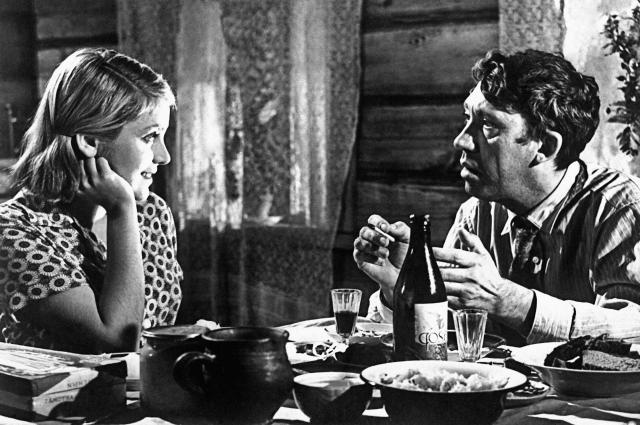 Кадр из фильма «Когда деревья были большими» (1961)