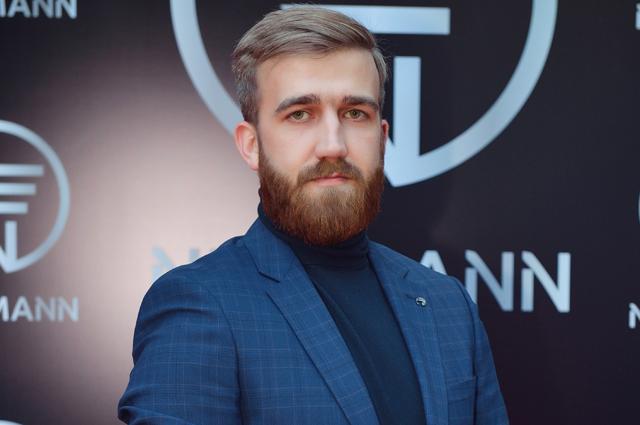 Создатель проекта NEWMANN Никита Калинин