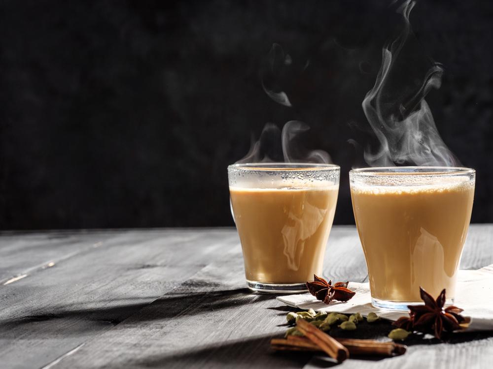 Масала-чай.