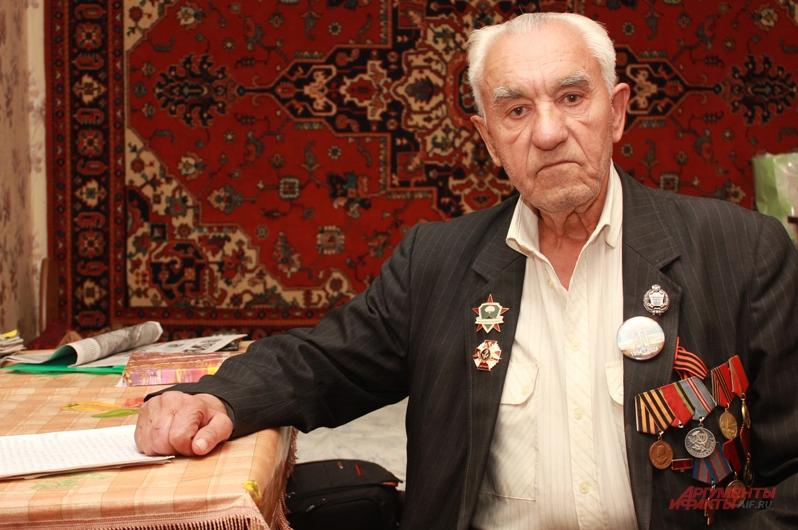 Леониду Погребному до сих пор снятся учения на Тоцком полигоне. Фото: АиФ / Полина Седова