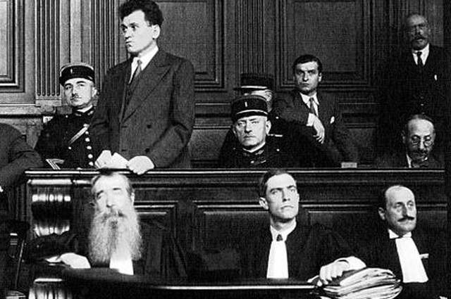Суд над Горгуловым