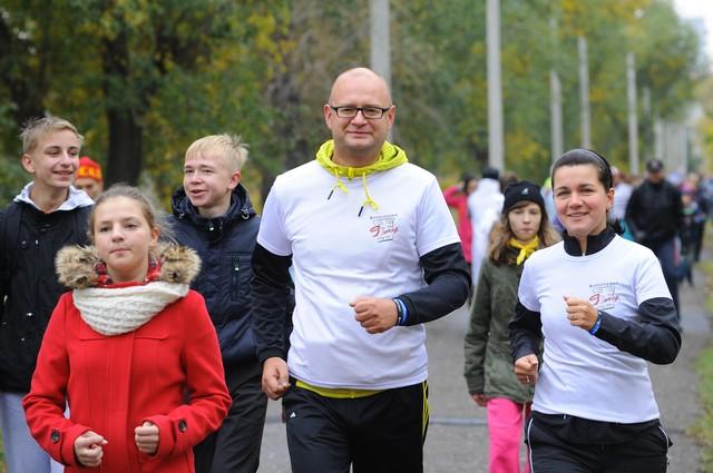 всероссийский день ходьбы в ОМске 2015