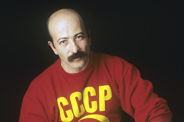 Александр Розенбаум, 1989 год.
