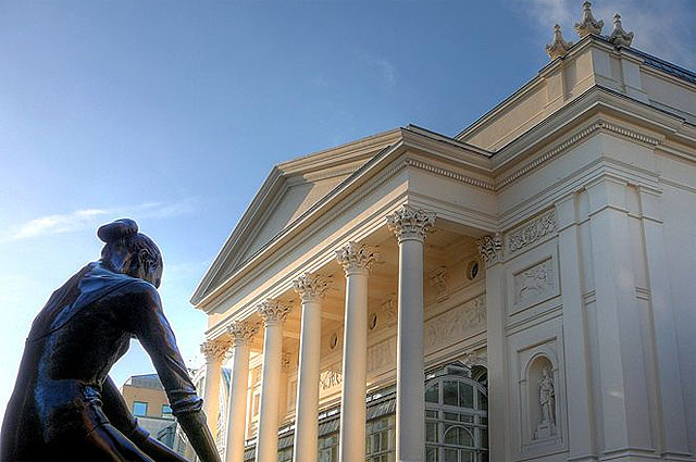 Королевский оперный театр Ковент-Гарден
