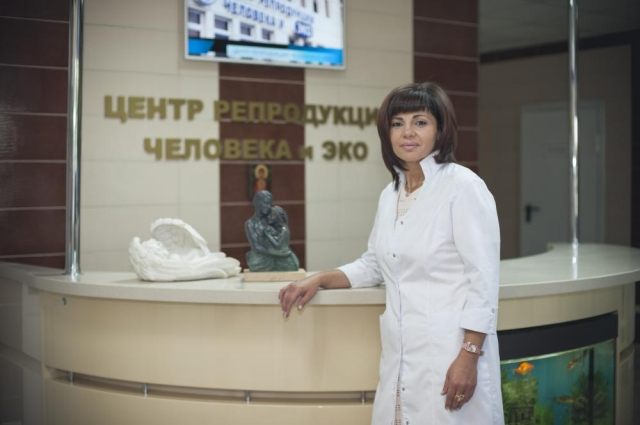 Карина Сагамонова: Благодаря слаженной работе медцентров и областного Минздрава доступность ЭКО в нашем регионе практически 100%.