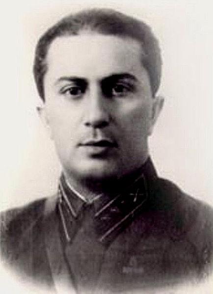 Яков Джугашвили, 1941 г.