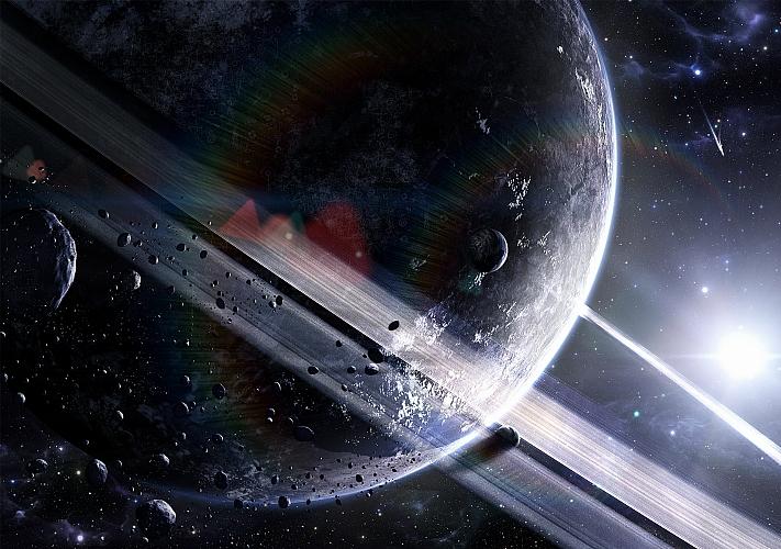 «Угроза из космоса» и «Странные спутники»