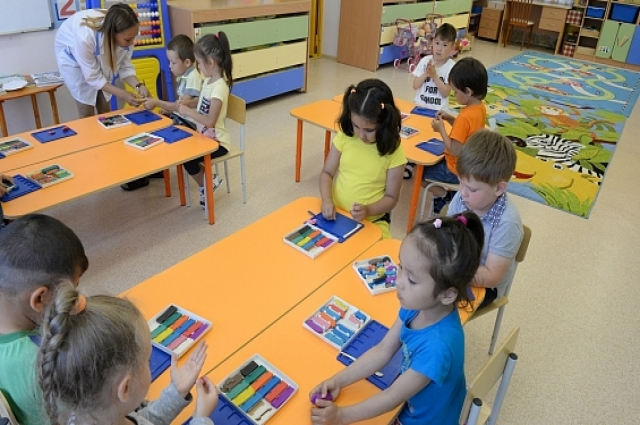 Салехардский детский сад №13 «Умка» посещают 172 воспитанника.