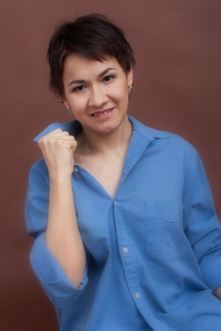 Венера Новичкова.