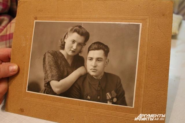 70 лет в любви.