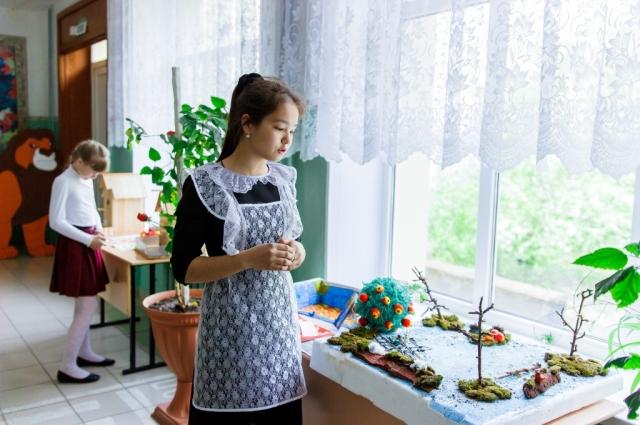 Самородовские ребята третий год участвуют в конкурсе экопроектов «Зеленая весна».