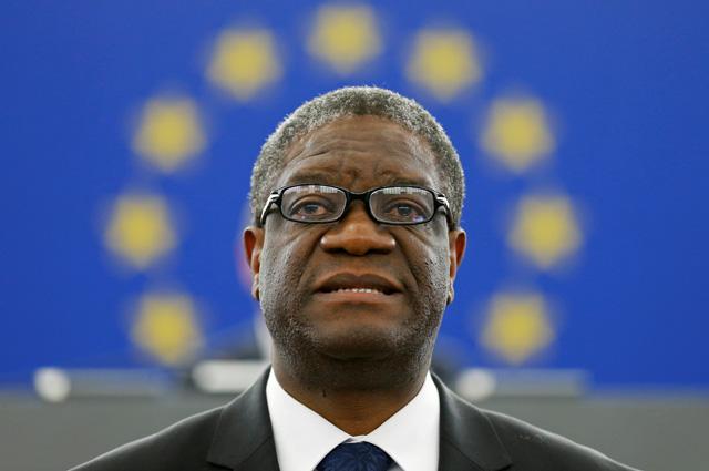 Денис Муквеге.