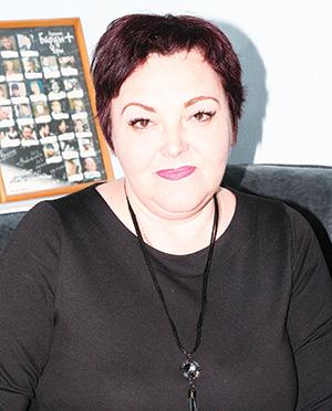 Наталья Казбан