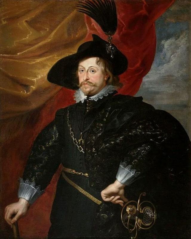 Король Владислав.