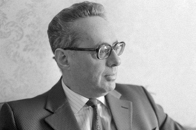 Юрий Левитан. 1975 г.