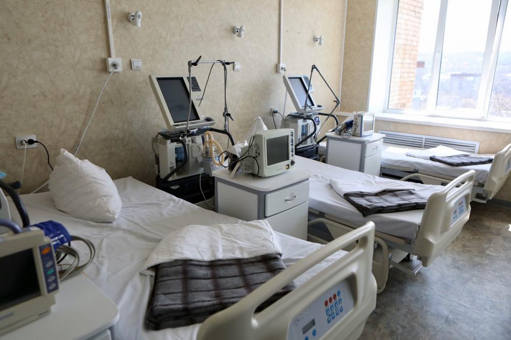Госпиталь оборудован по последнему слову.