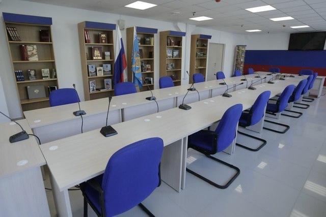 Псковская областная библиотека возвращается в своё здание