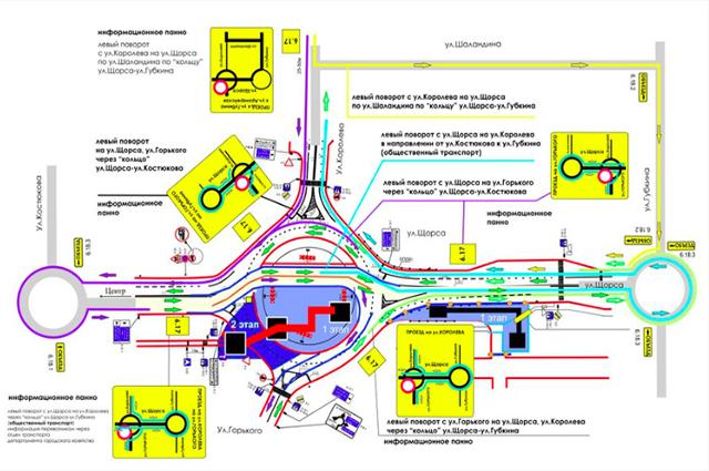 Объезд Белгород