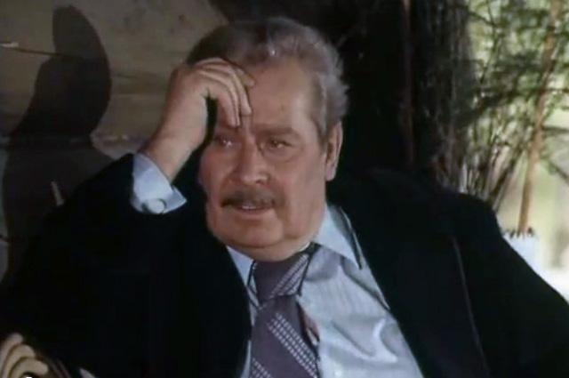 Фильм «Главный конструктор» (1980).