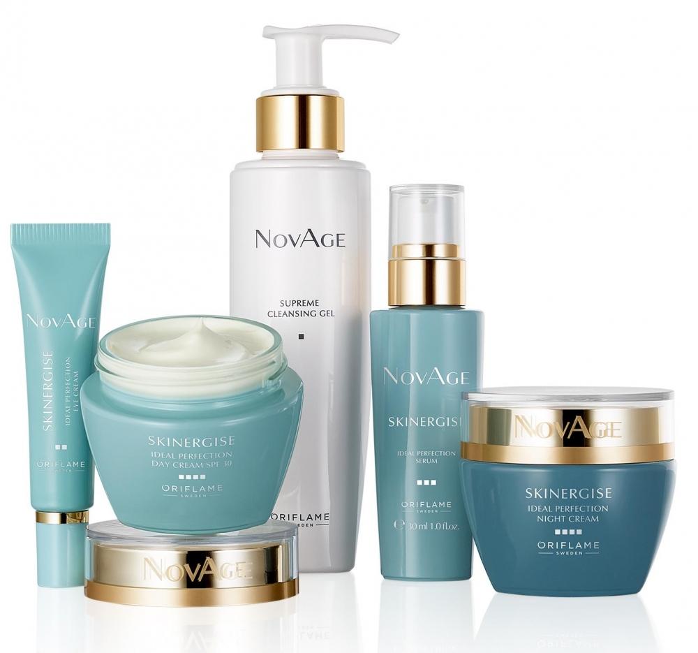 С помощью косметики от Oriflame можно защищать кожу от негативного воздействия окружающей среды.