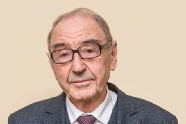 Бывший министр общего машиностроения  СССР Олег Бакланов.