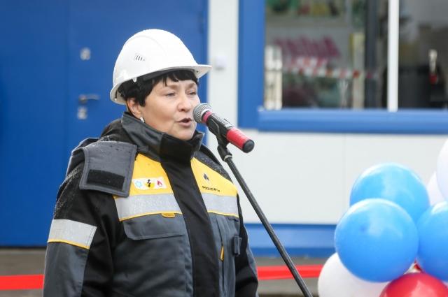 Открытие новой котельной прошло в праздничной атмосфере. Как заметила генеральный директор АО «Регионгаз-Инвест» Александра Короткова, для города это, действительно, значимое событие.