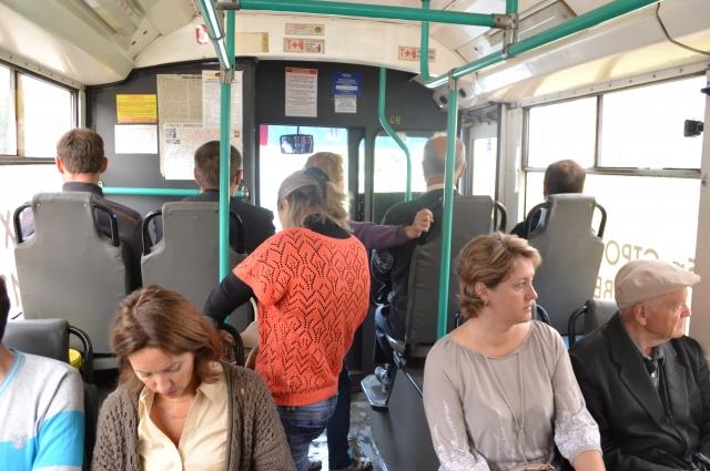 В последнее время культура пассажиров изменилась не в лучшую сторону.