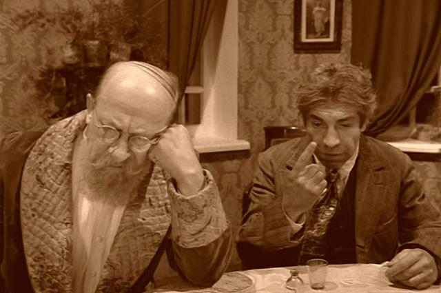 Экранизация романа Собачье сердце (реж. В. Бортко), 1988 г