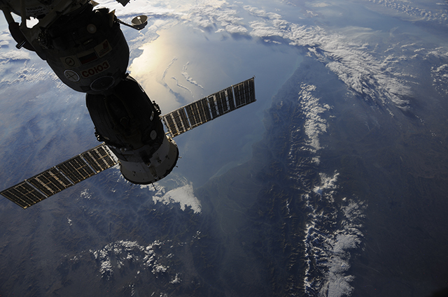Интервью с летчиком-космонавтом Фёдором Юрчихиным.
