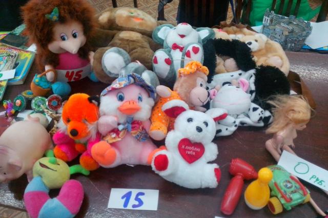 игрушки, ярмарка