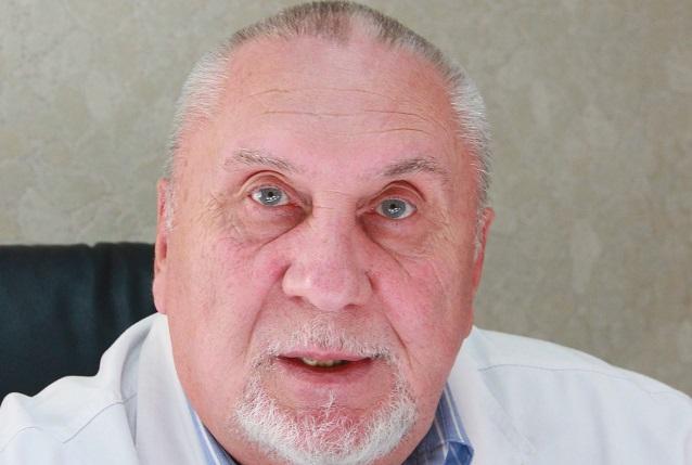 Психиатр Вячеслав Белоусов