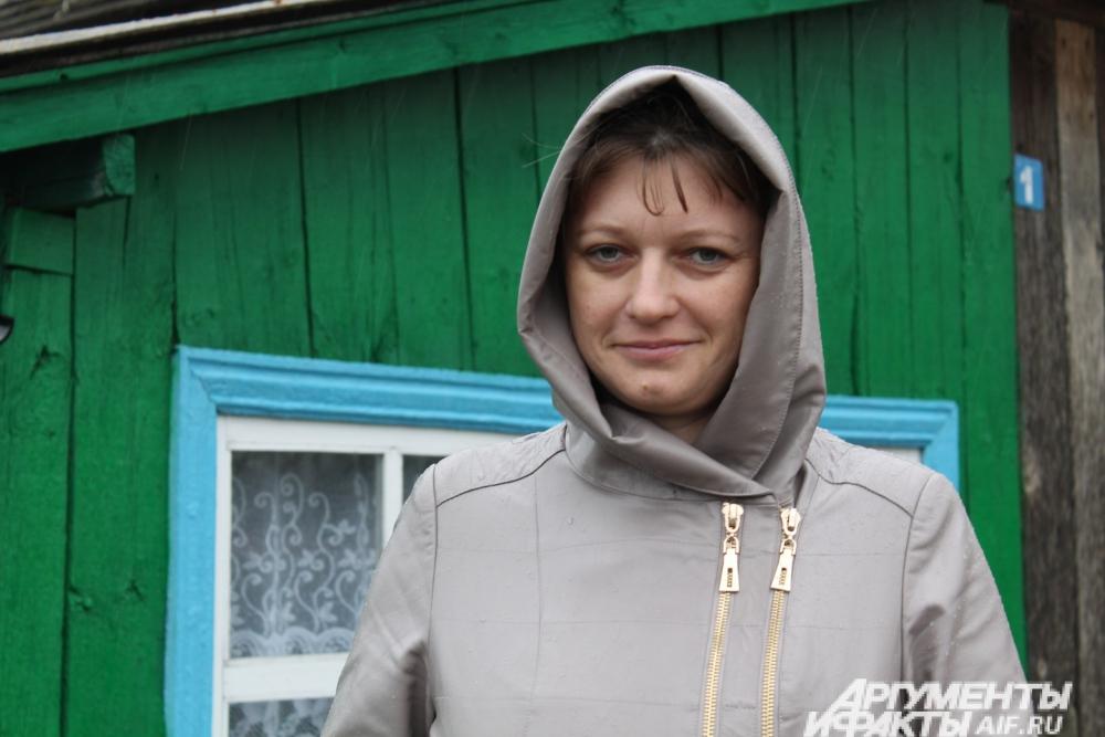 Екатерина Растворцева.