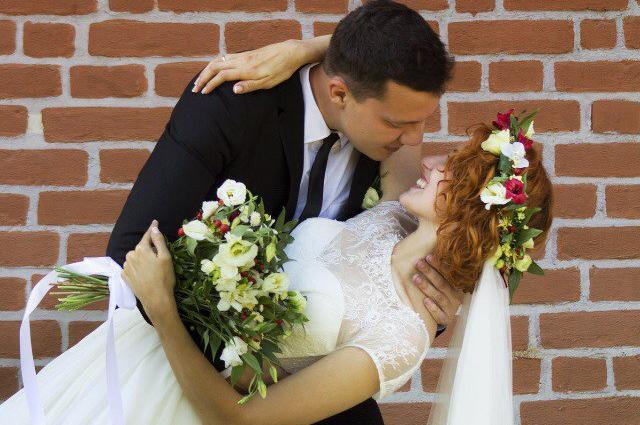 Свадьба в итоге состоялась.
