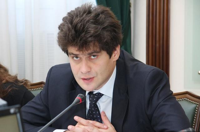 Александр Высокинский избран главой Екатеринбурга.