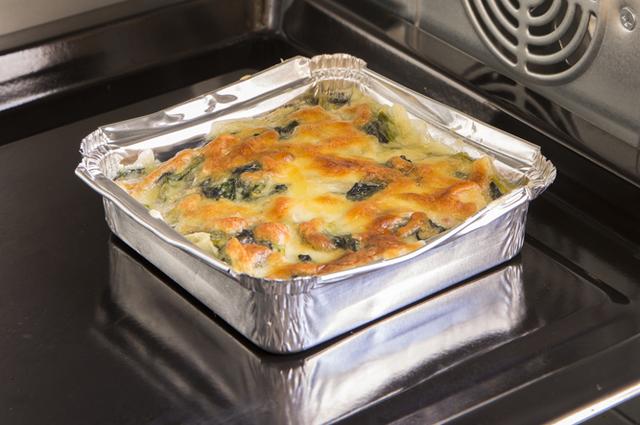 Итальянская закуска из блинов