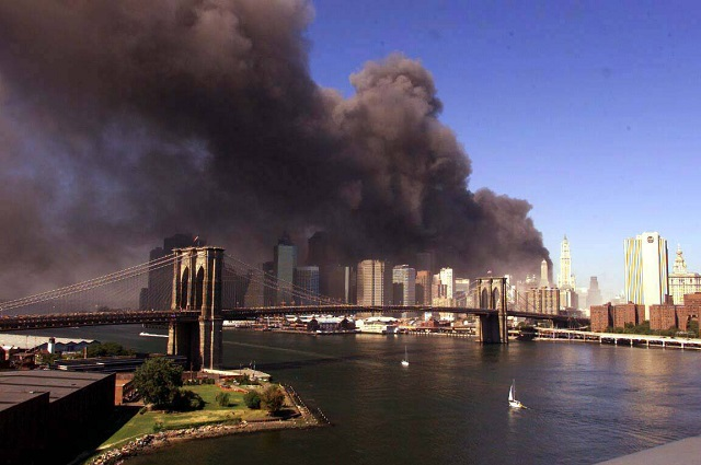 Теракт 11 сентября.