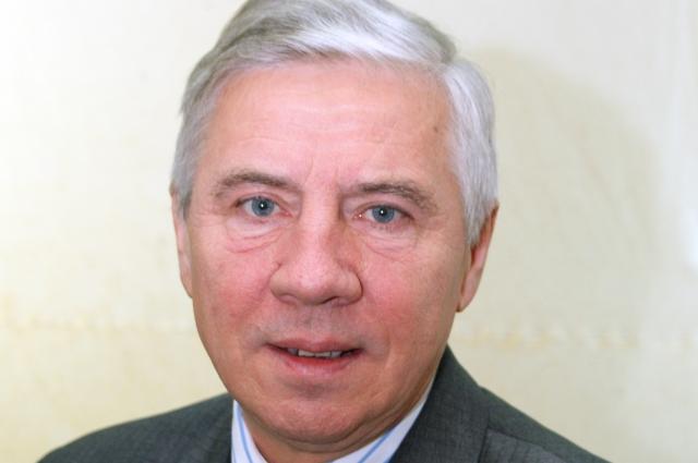Константин Лебедев.