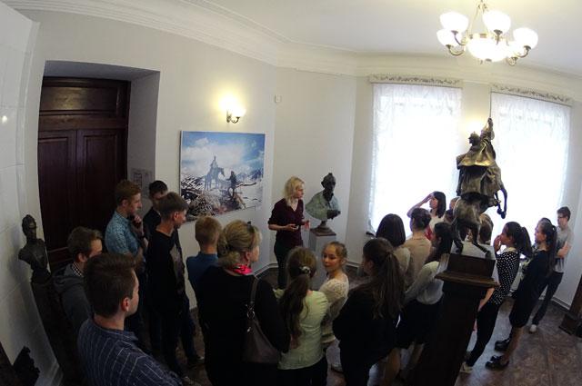 Историко-культурный комплекс «Вятское»