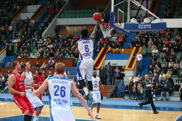2 апреля в 16.00 - игра красноярских баскетболистов в престижном баскетбольном турнире ВТБ, который объединяет клубы Восточной и Северной Европы.