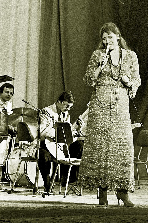 Анна Герман. Концерт в Москве, 1979 год